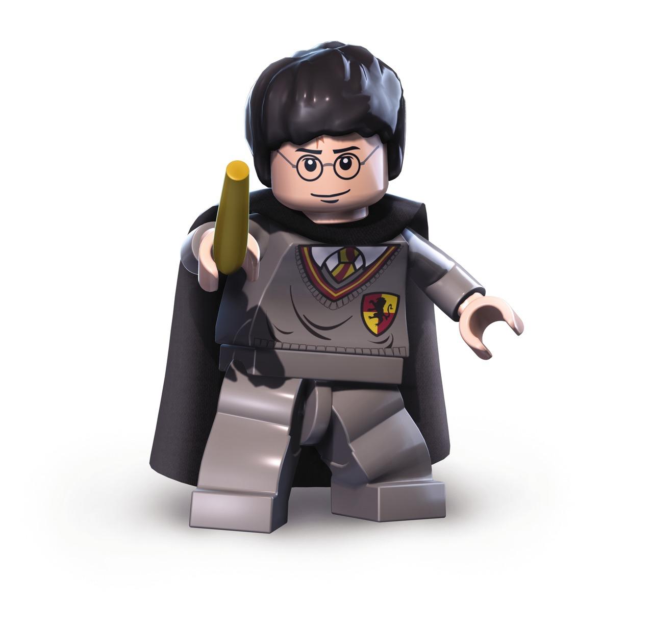 Coloriage Lego Harry Potter à Imprimer
