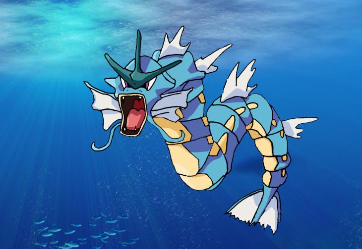 Leviator Pokemon
