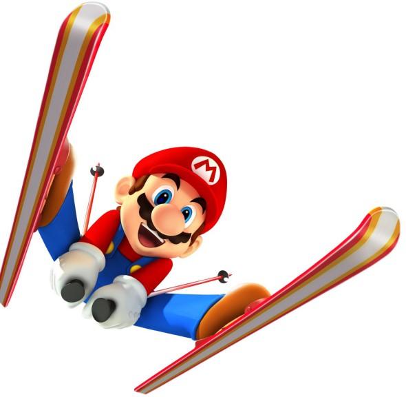 Mario jeux olympiques