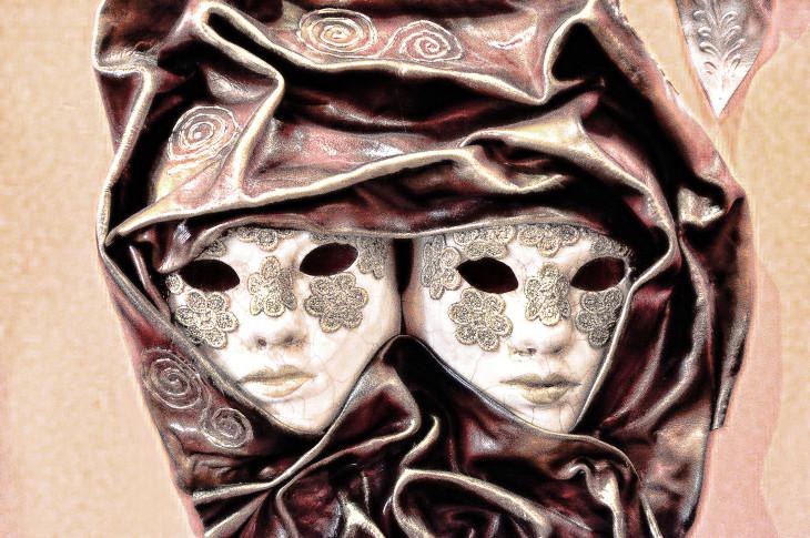 Masque Italien