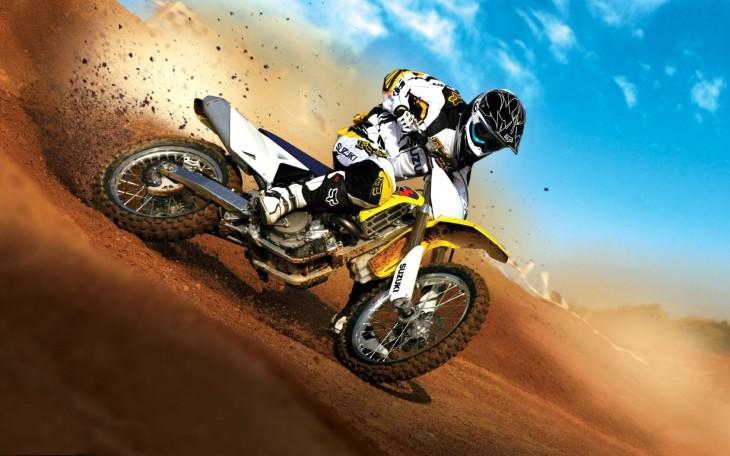 Motard motocross