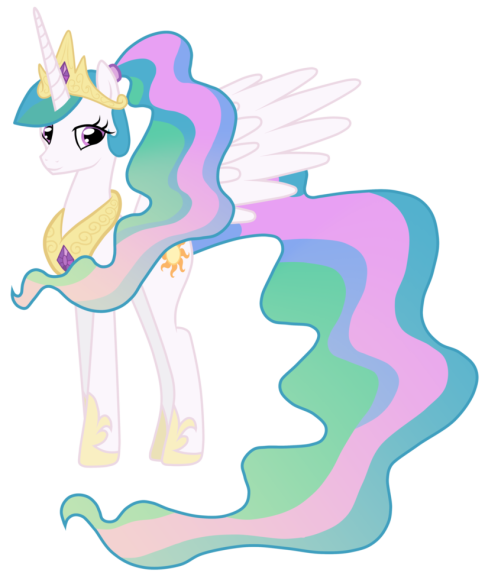 My Little Pony Celestina