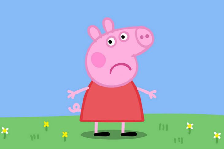 Peppa Pig dessin