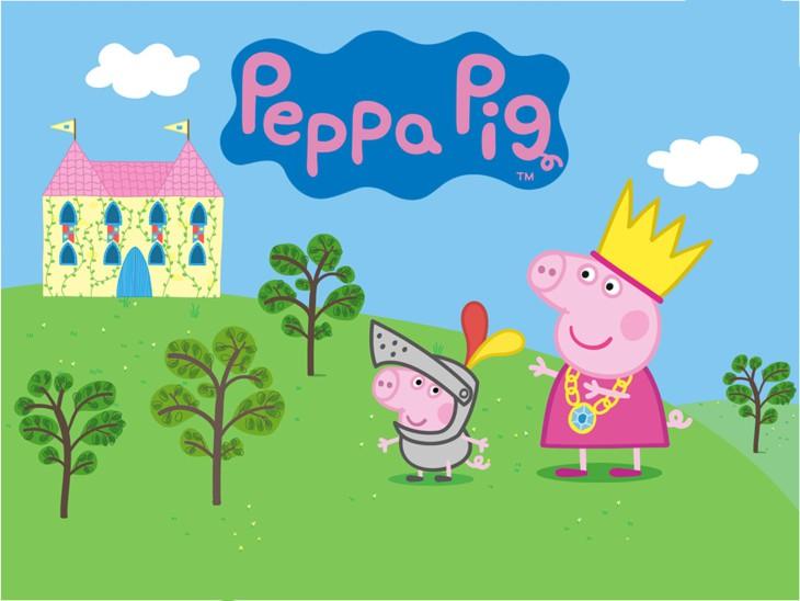 Peppa Pig dessin anime