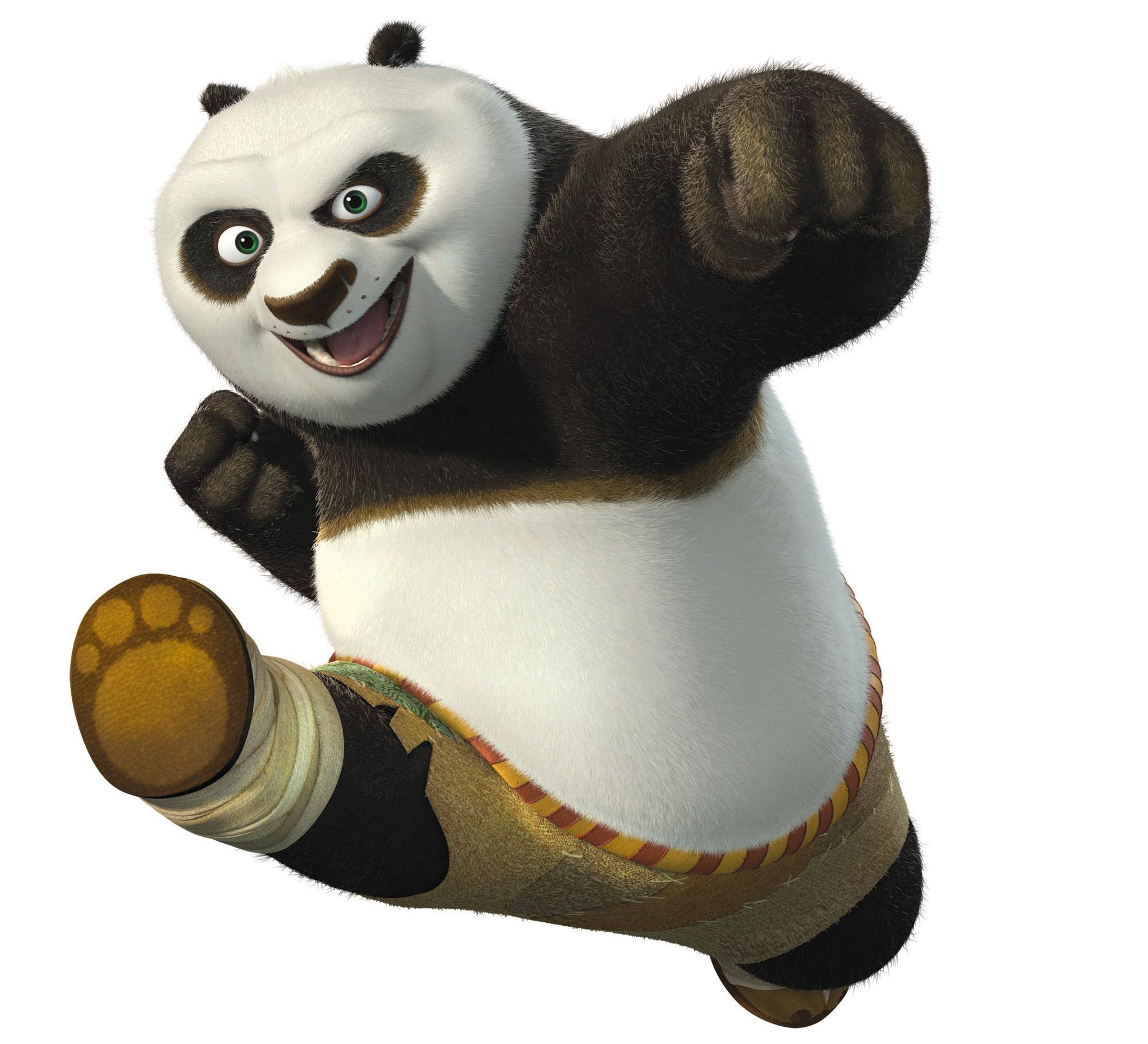Coloriage po kung fu panda imprimer - Dessin kung fu panda ...