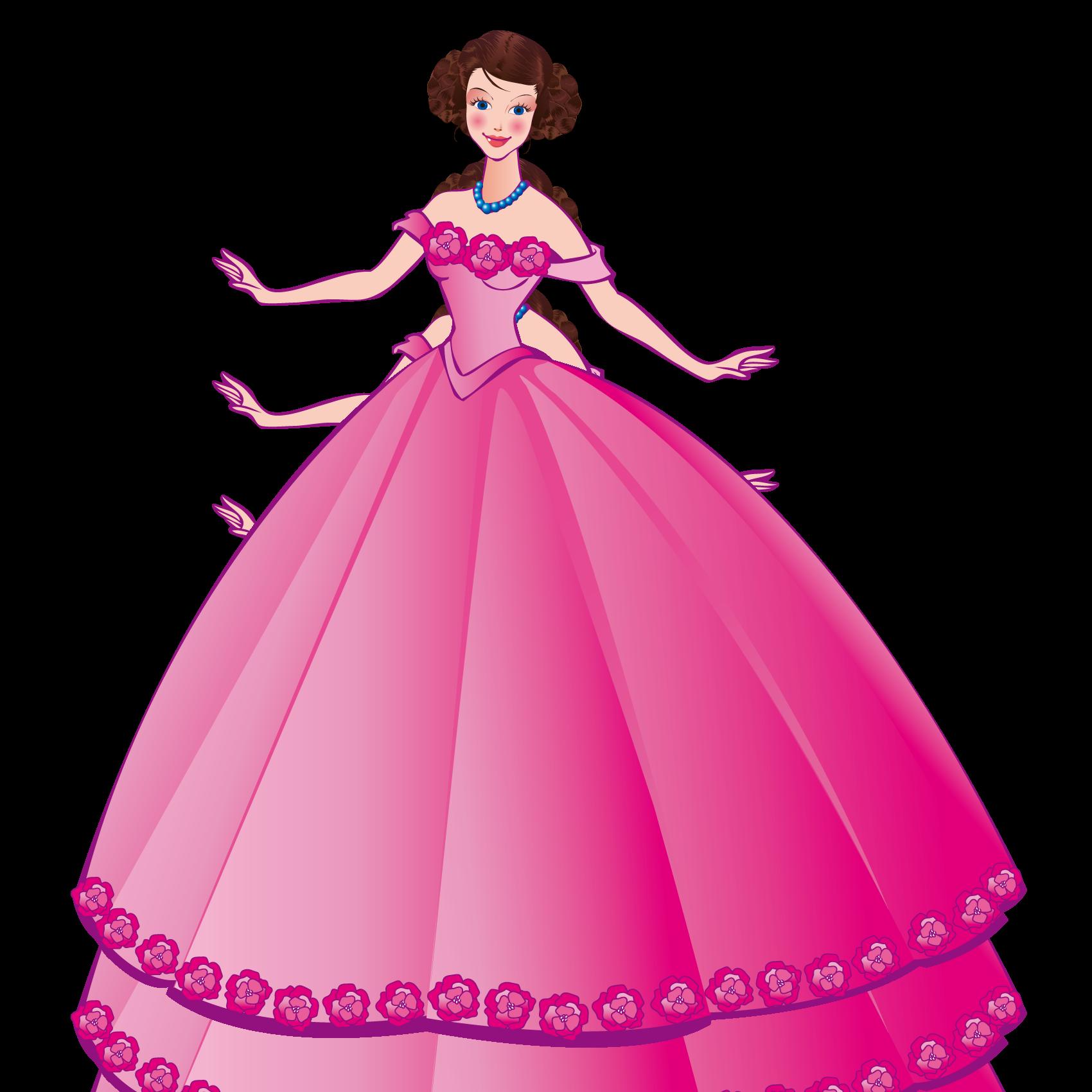 Coloriage princesse imprimer - Image de princesse ...