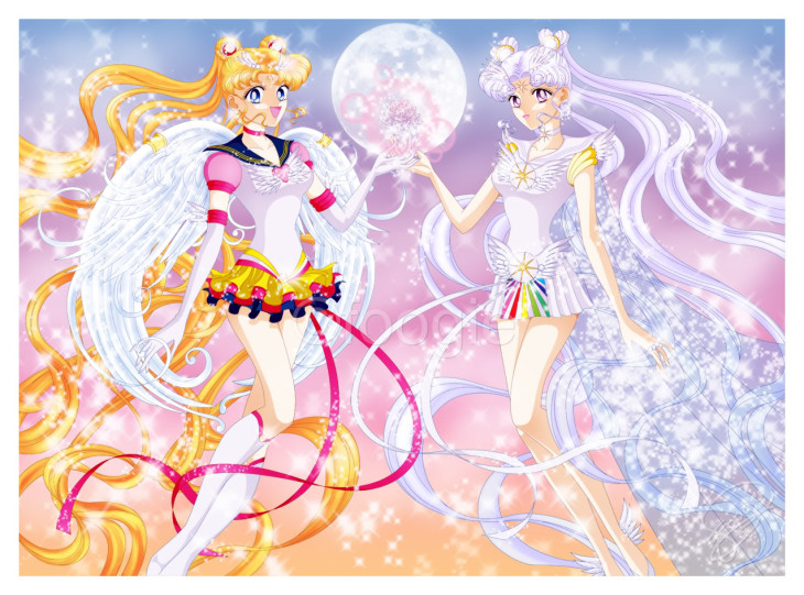 Sailor Moon Sailor Star