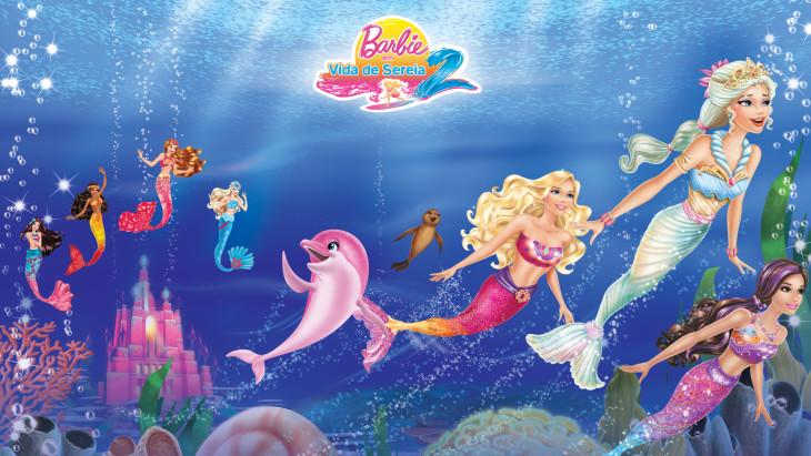 Sirene Barbie
