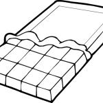 Tablette de chocolat dessin - Dessin tablette chocolat ...