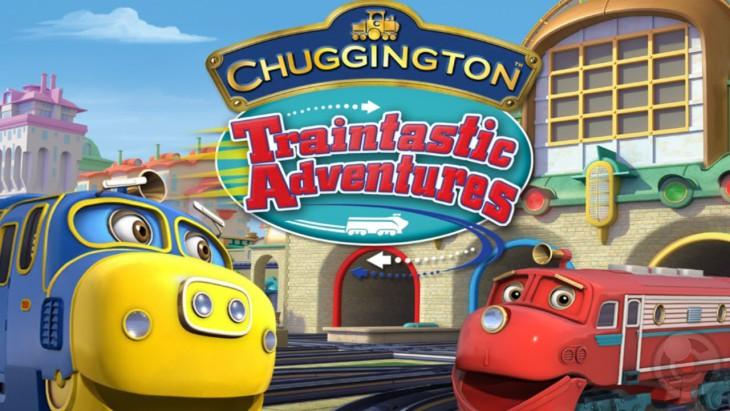 Train Chuggington