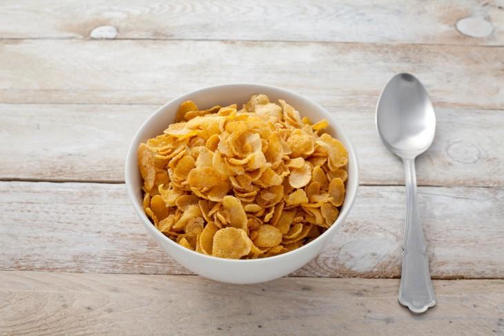 Bol de cereales