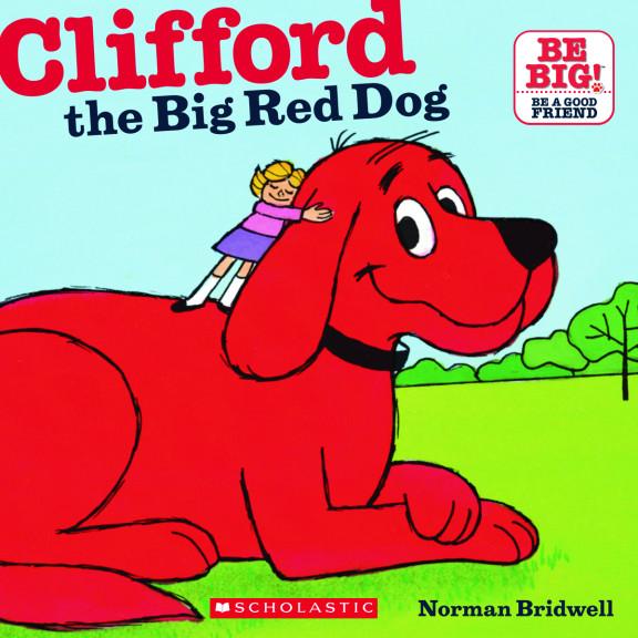 Clifford le gros chien rouge