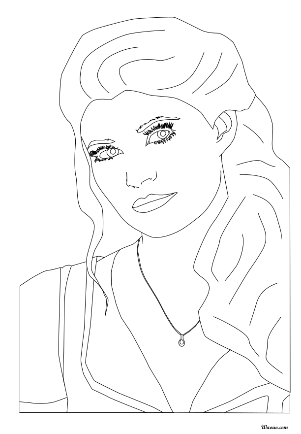 Coloriage Belle Once Upon A Time 224 Imprimer