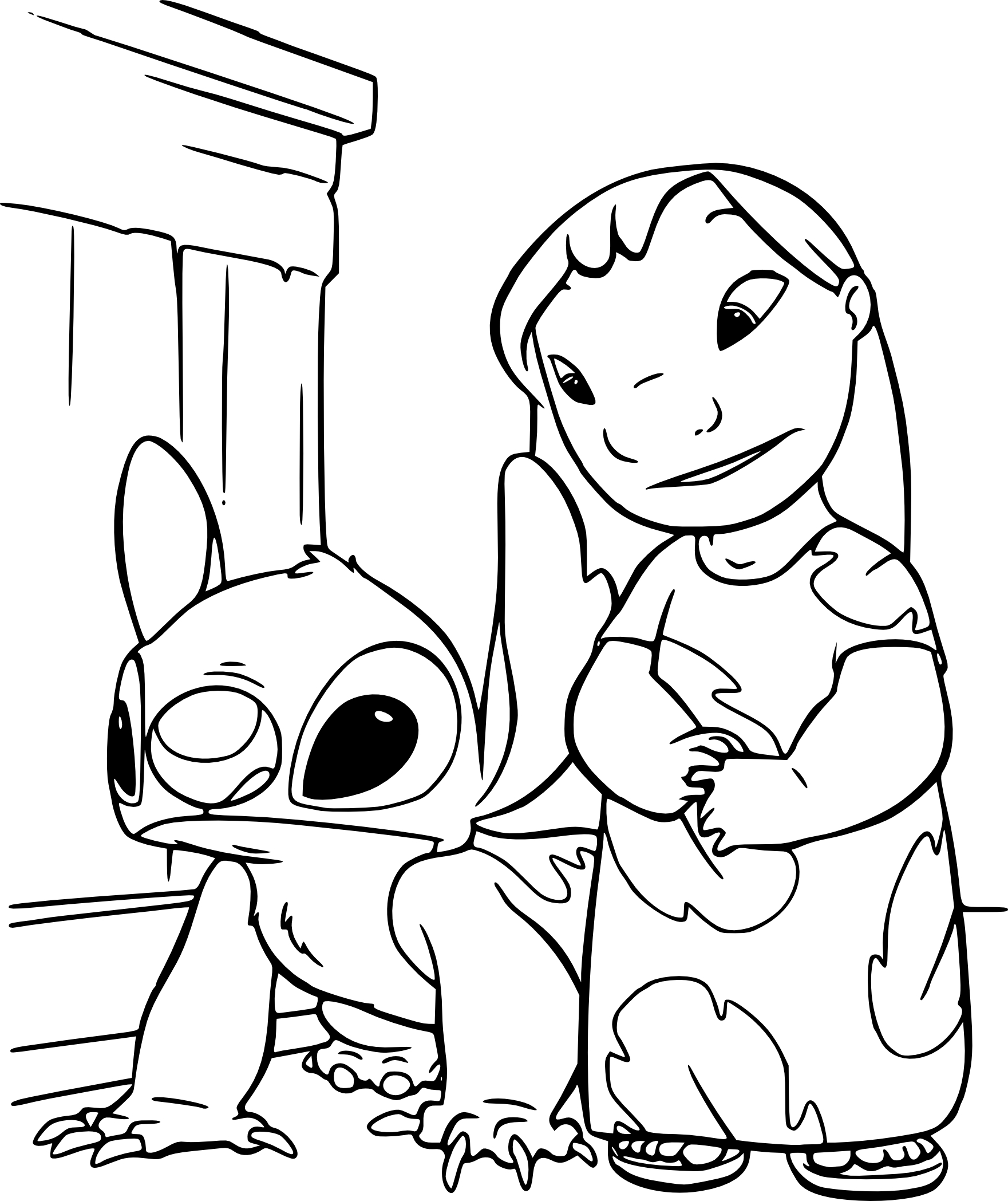 Frozen coloring pages booklet