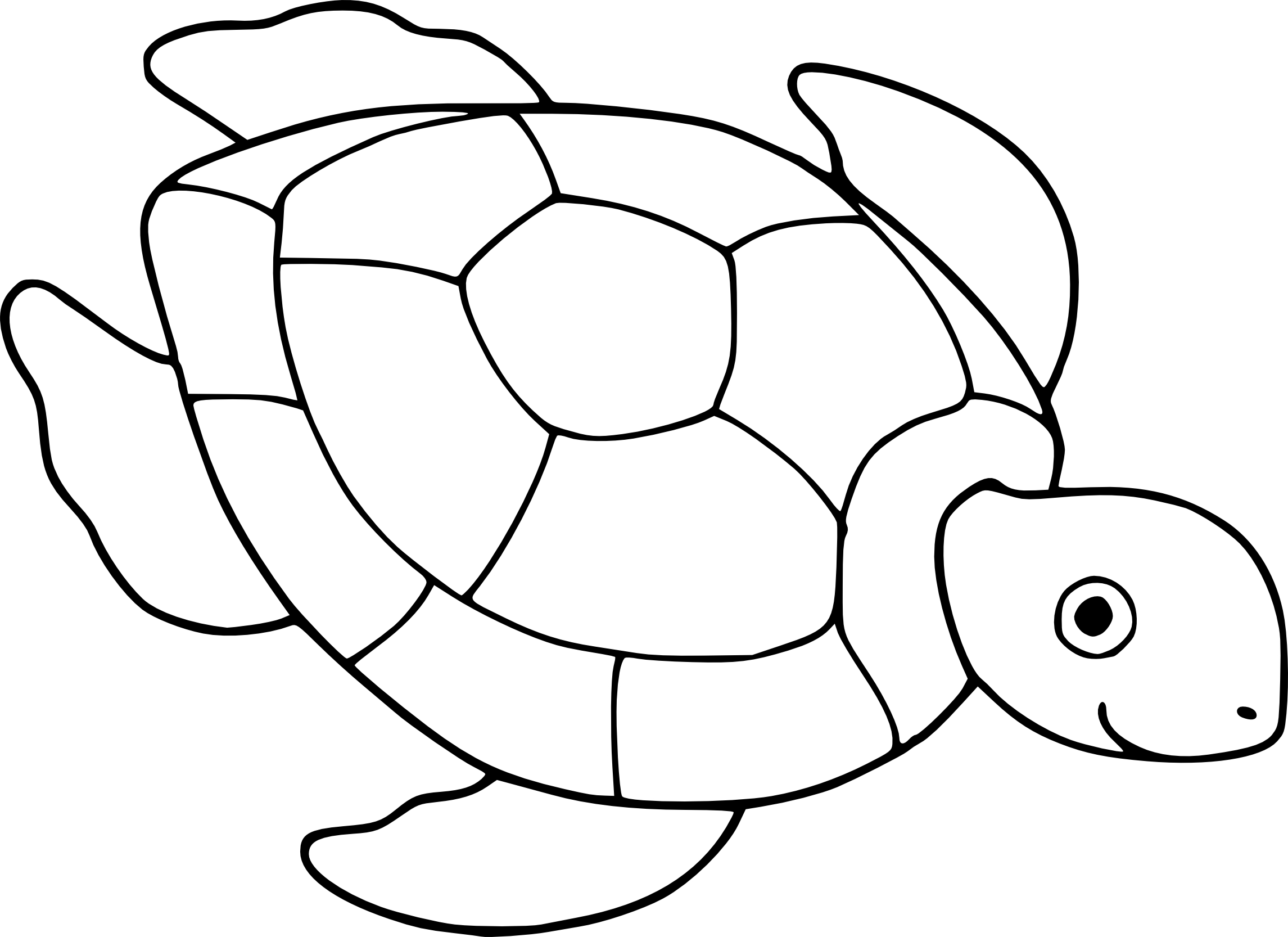 L gant photo tortue de mer a imprimer - Coloriage tortue ...