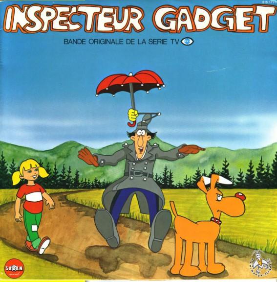 Inspecteur Gadget Sophie