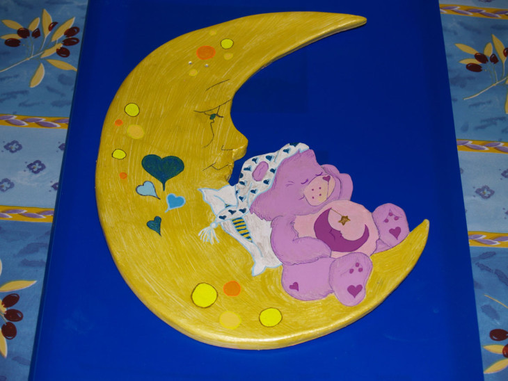 Lune Bisounours