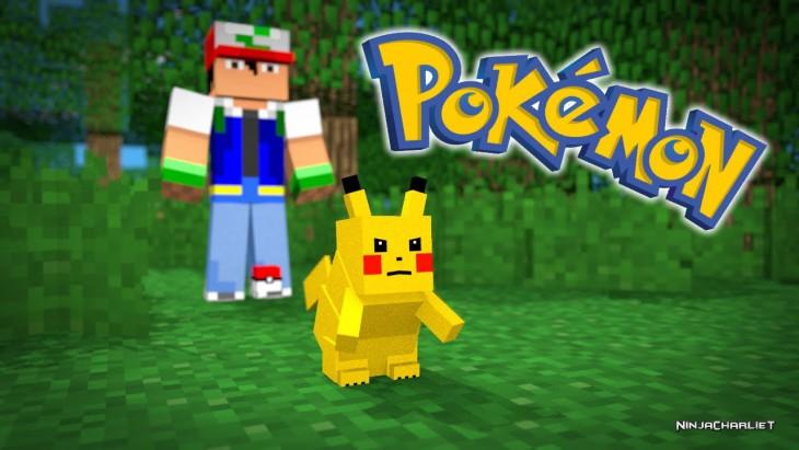 Pokemon Minecraft