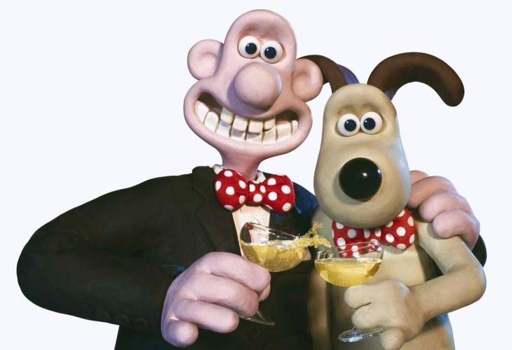 Wallace et Gromit