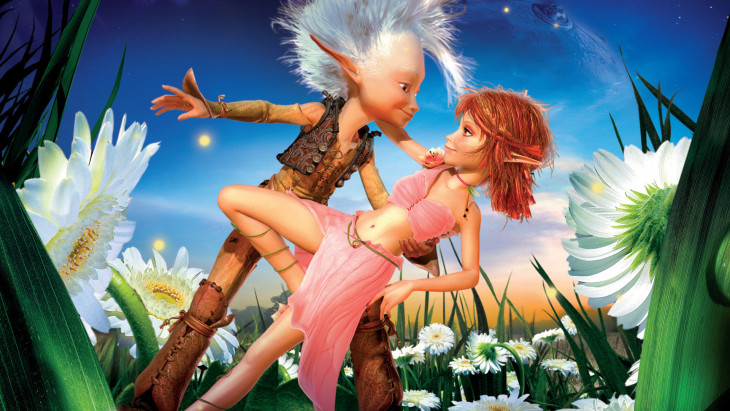 Arthur et Selenia