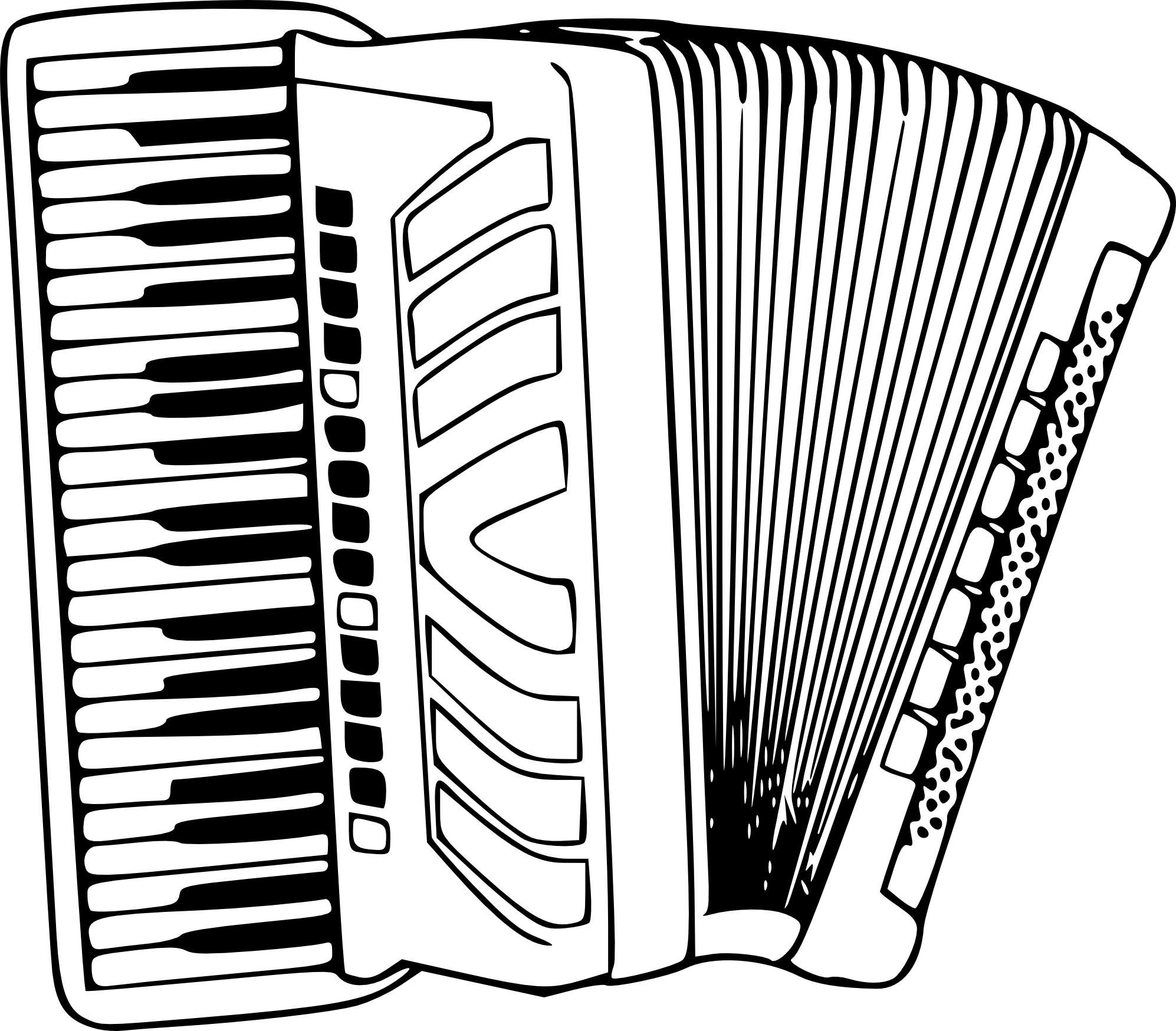 Good Jeux De Fille D Animaux #4: Coloriageaccordeon.jpg