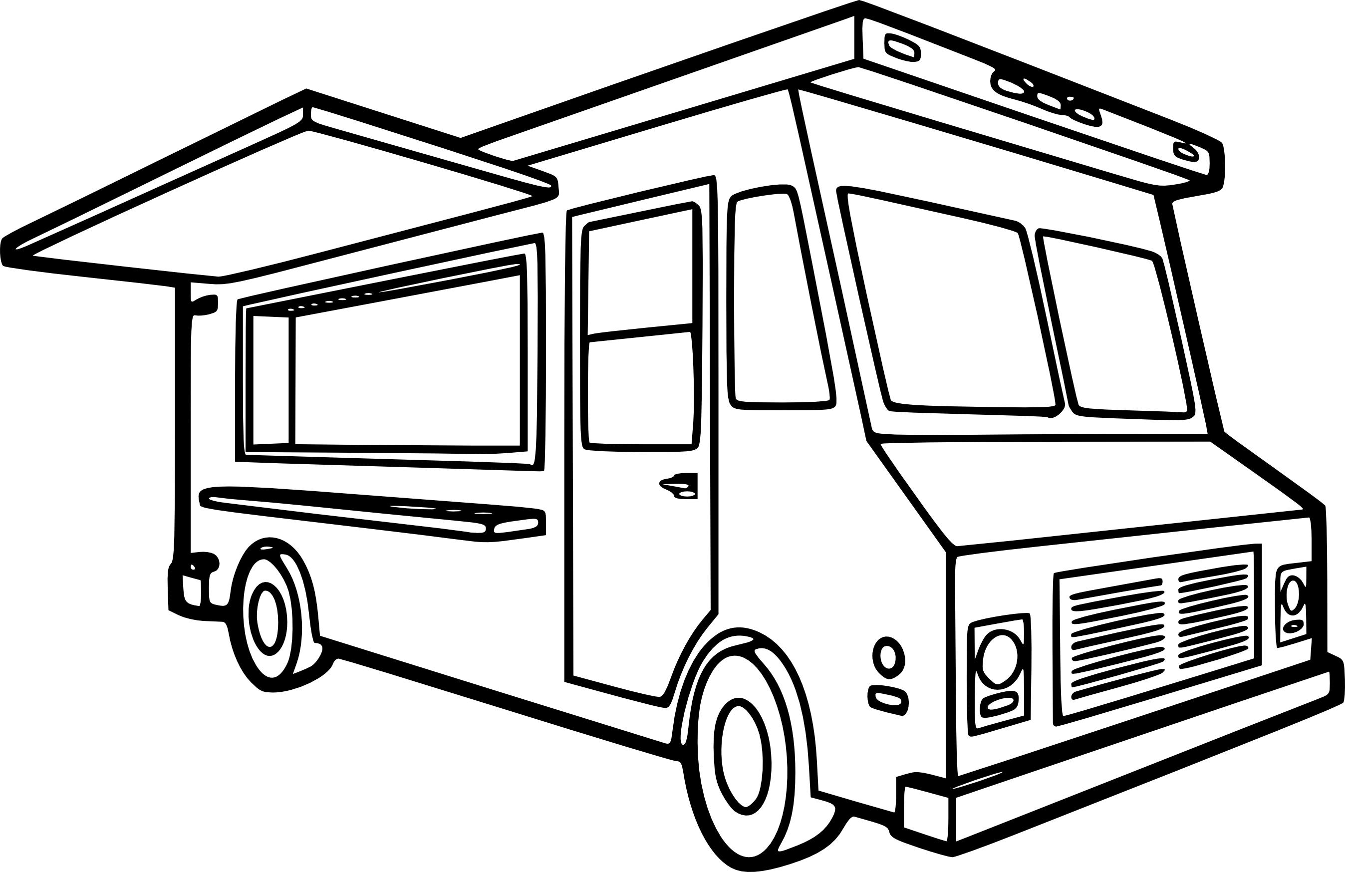 Coloriage camping car imprimer - Dessin a colorier camping car gratuit ...
