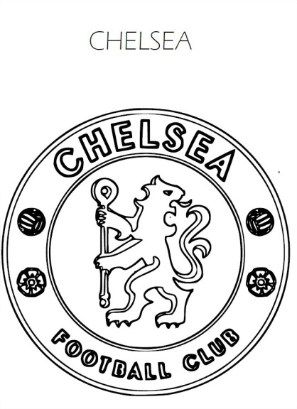 Coloriage Chelsea