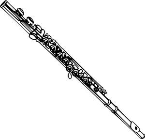 Coloriage note de musique imprimer - Dessin de flute ...