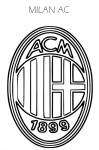 Coloriage Milan AC