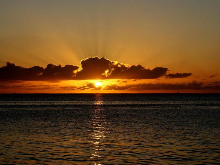 Coloriage coucher de soleil imprimer - Photos coucher de soleil ...