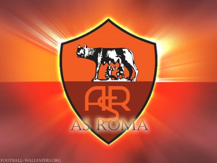 Ecusson AS Roma