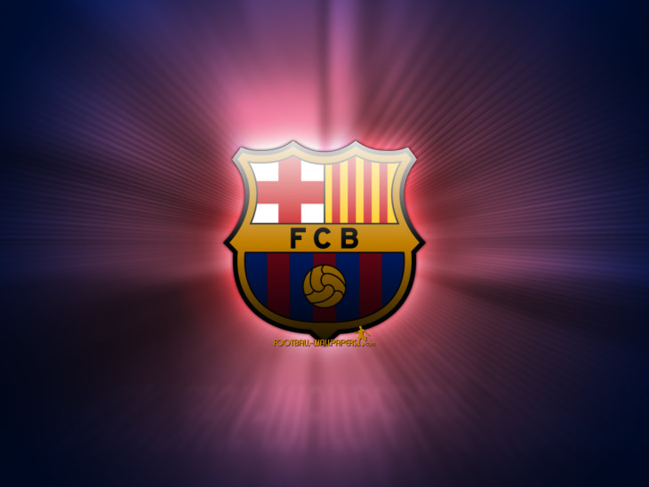 Ecusson FC Barcelone