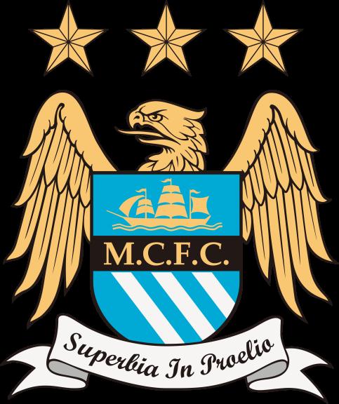 Ecusson Manchester City