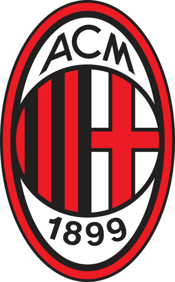 Ecusson Milan AC