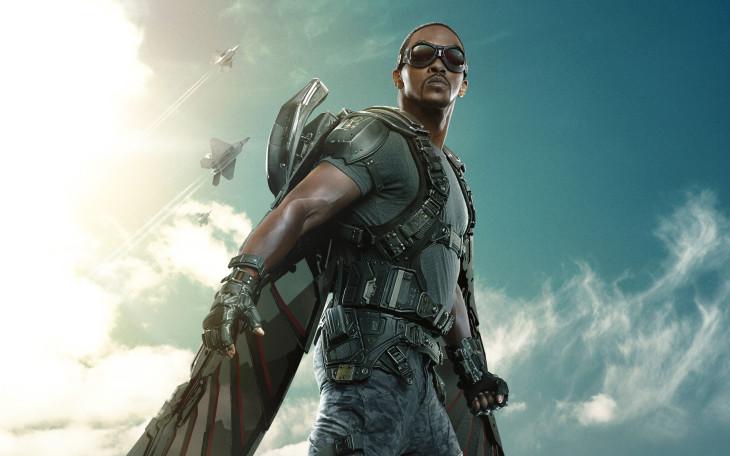 Faucon Captain America