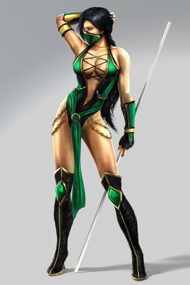 Femme Mortal Kombat