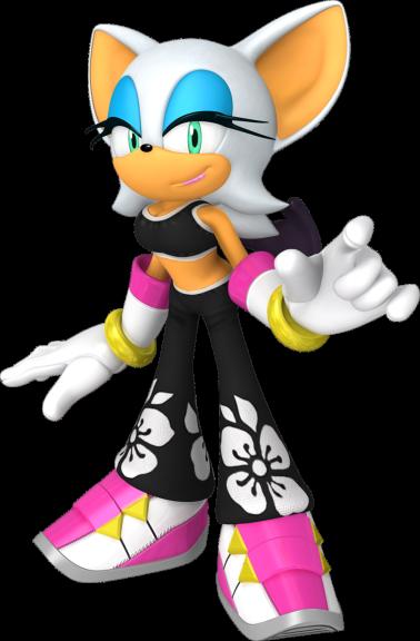 Fille de Sonic