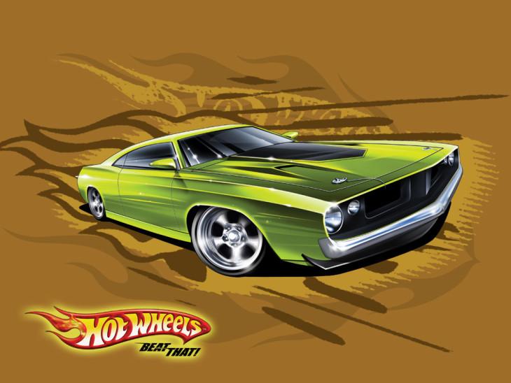 Hot Wheels voiture