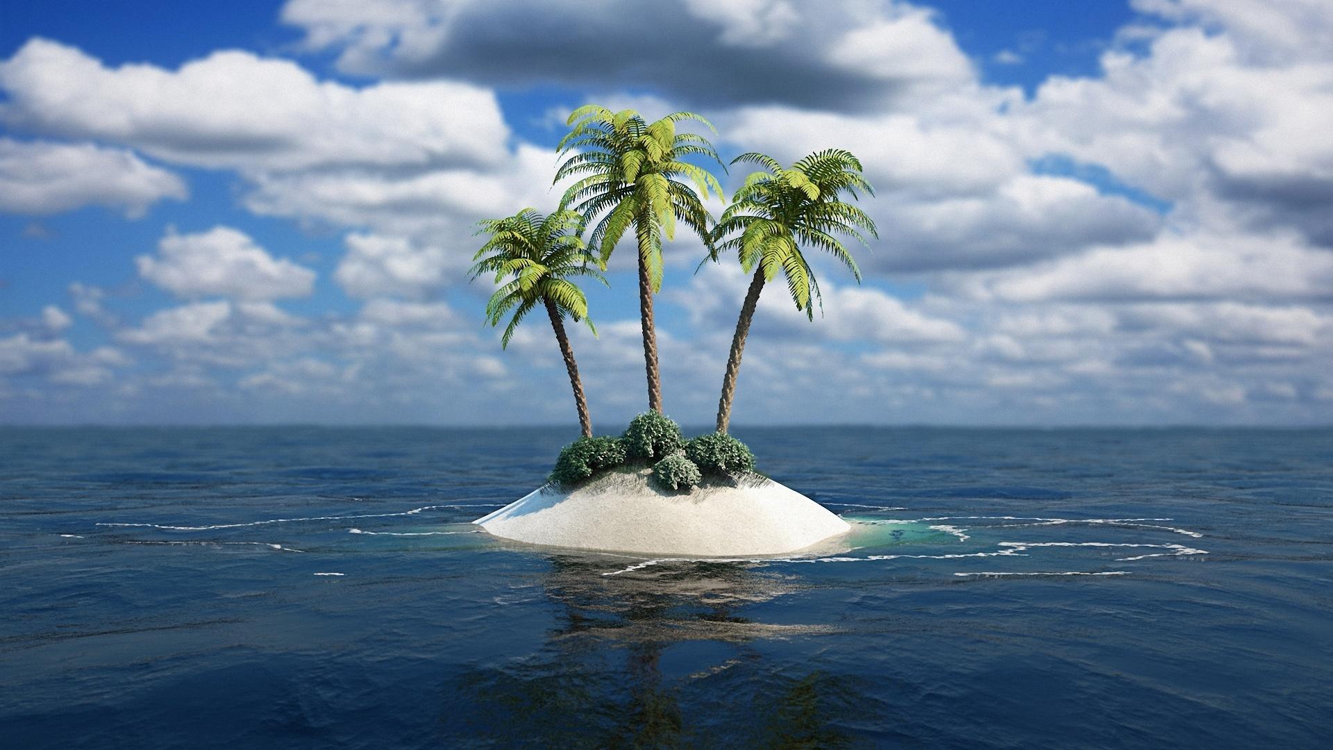 Coloriage le et palmier imprimer - Ile d oleron que faire ...