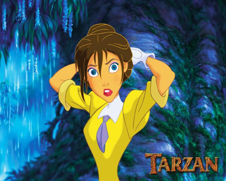 Jane de Tarzan