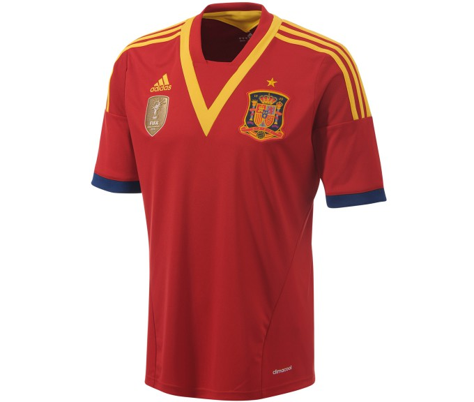 Maillot Espagne