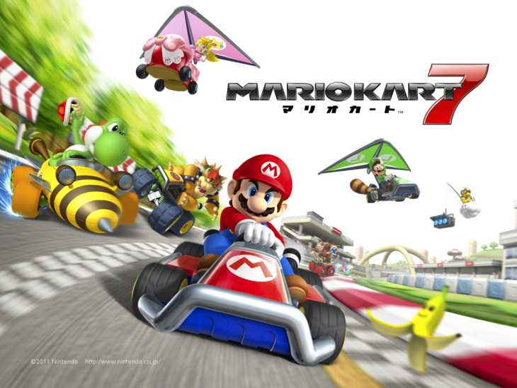 coloriage mario kart 7 imprimer. Black Bedroom Furniture Sets. Home Design Ideas
