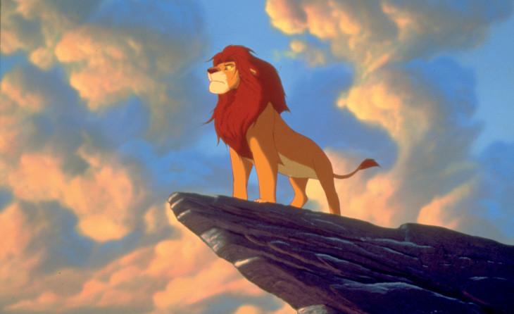 Mufasa Roi Lion