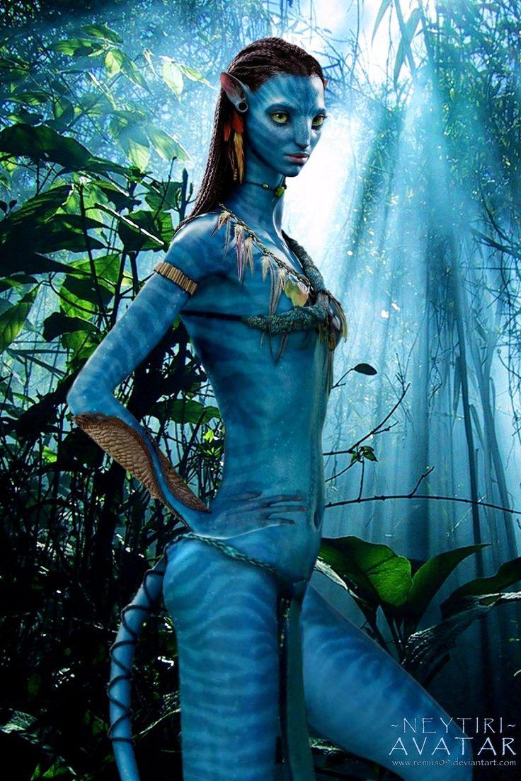 avatar the movie trudy naked hot