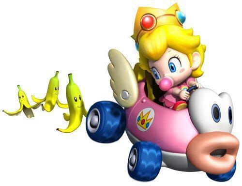Peach Mario Kart