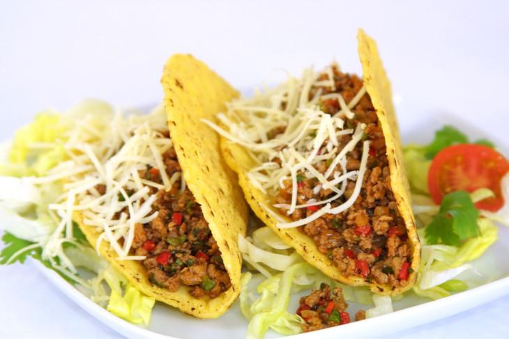 Tacos mexicain