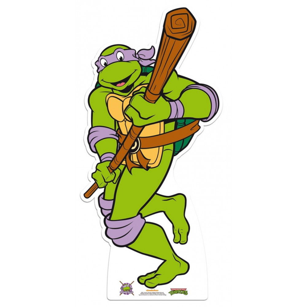 Coloriage tortue ninja donatello imprimer - Tortues ninja donatello ...