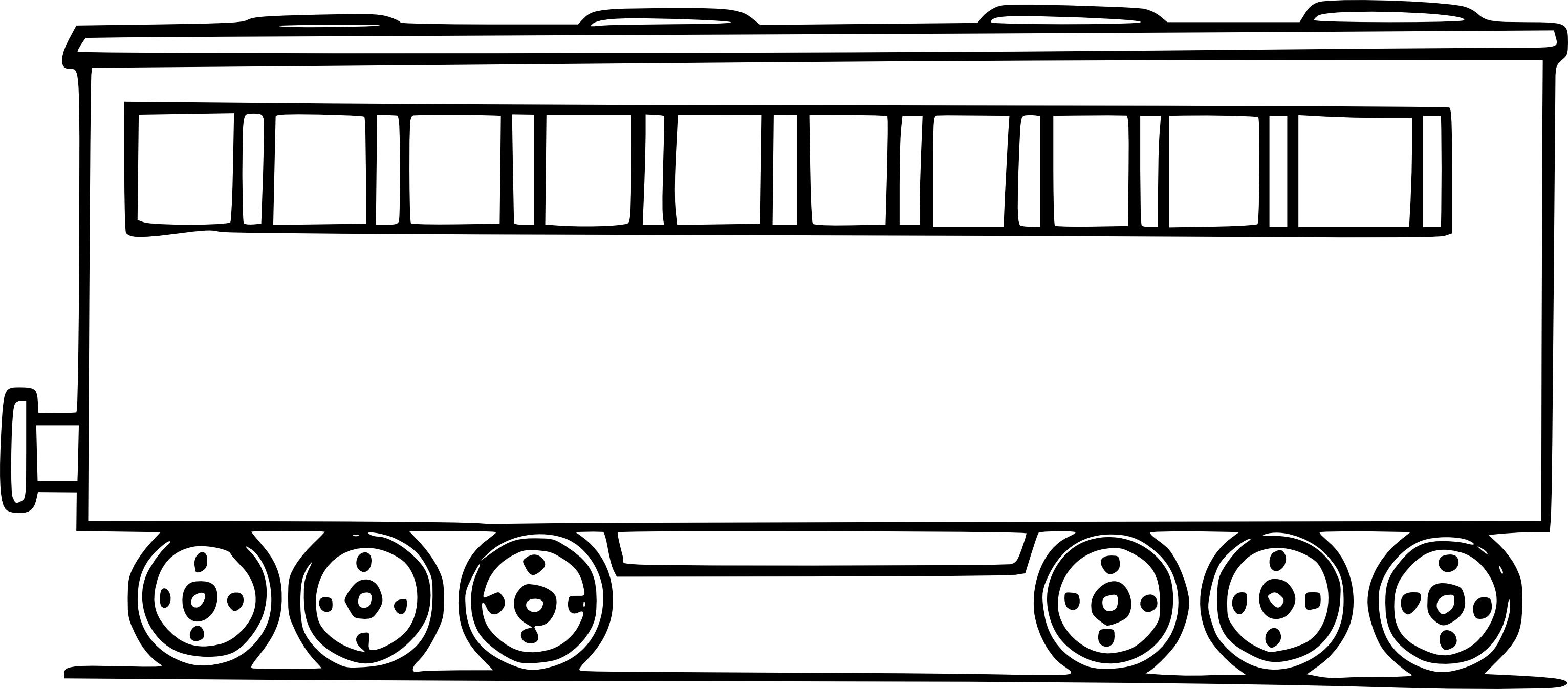Wagon dessin
