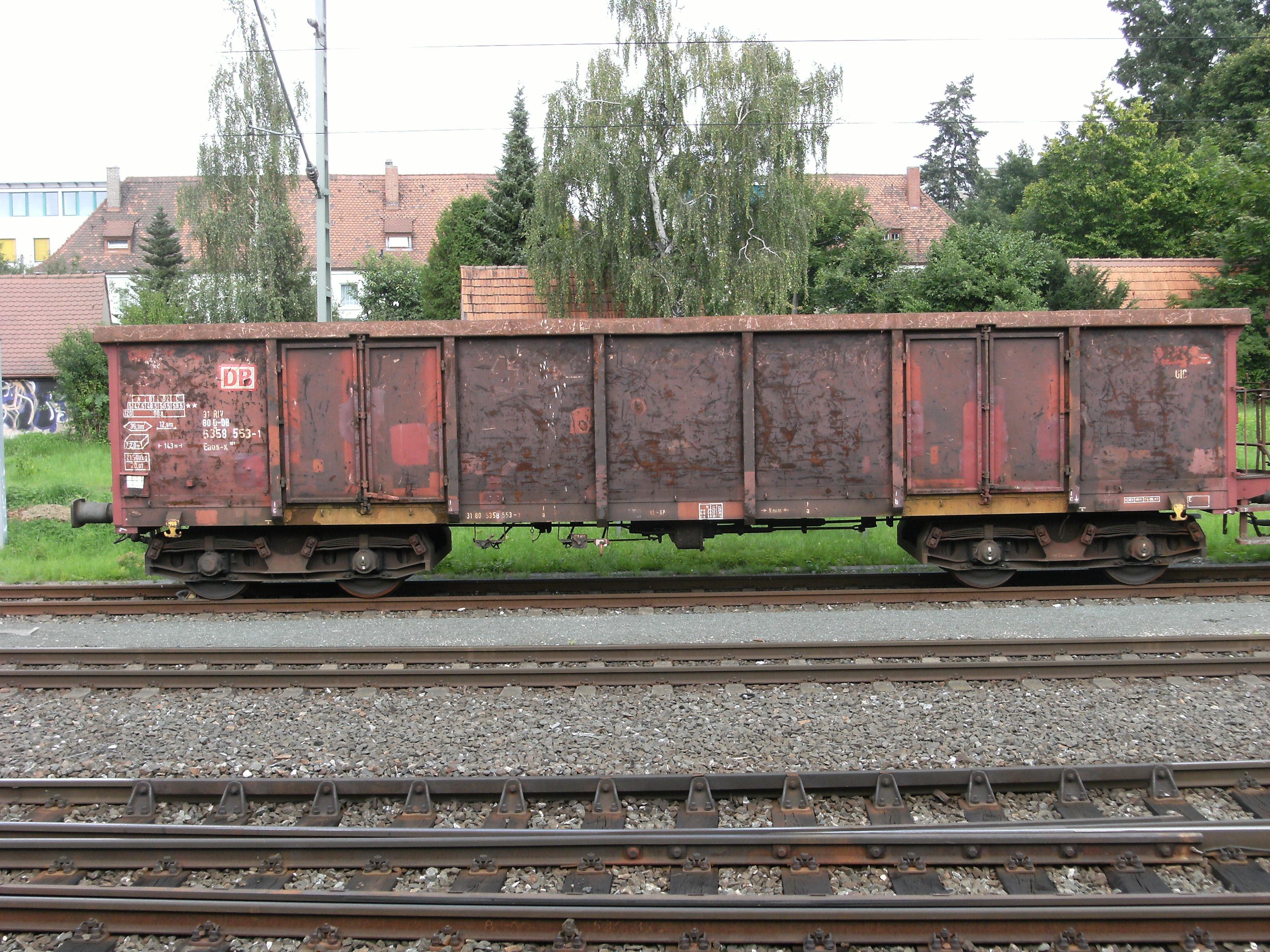 Coloriage wagon et dessin imprimer - Dessin train et wagon ...