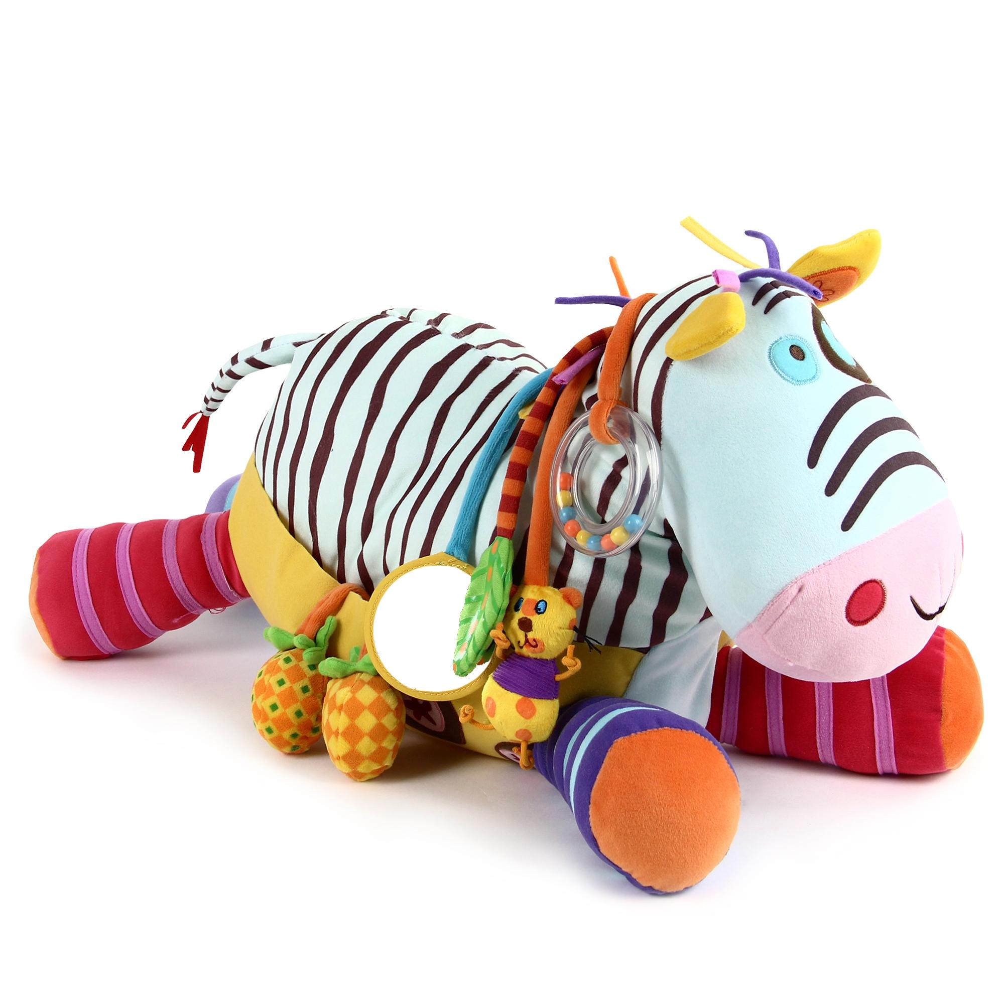 Coloriage Bebe Zebre.Coloriage Zebre Rigolo A Imprimer